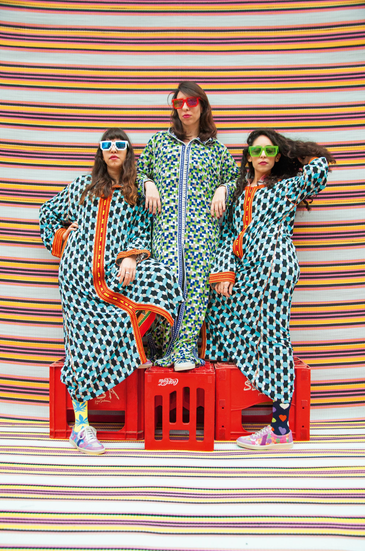 イスラエル アラブ 音楽 中東 女性 ファッション