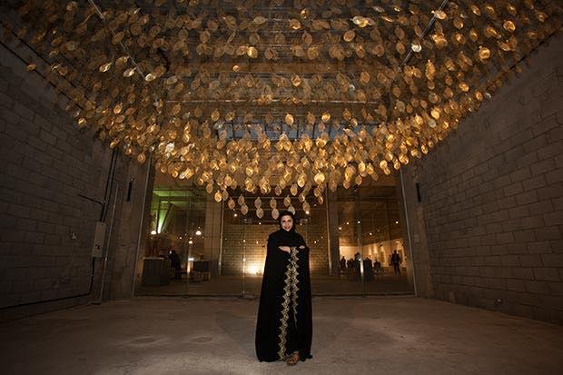 サウジアラビア 女性 ジェンダー アート
