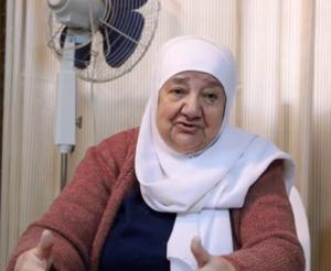 子どもの頃からパレスチナ刺繍をし続けている女性 http://youtu.be/cJiyApe9tqw