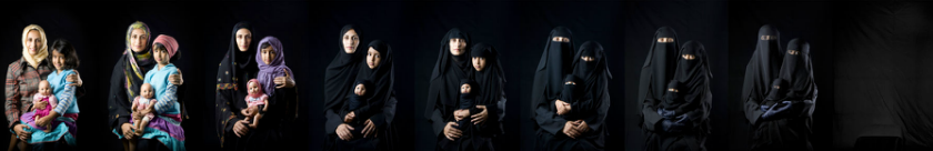 『Mother, Daughter, Doll』(2010) ©Boushra AlMutawakel 2016