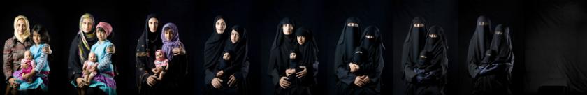 『Mother, Daughter, Doll』(2010) ©Boushra AlMutawakel 2016