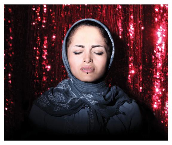 『Listen』(2010) ©Newsha Tavakolian 2016