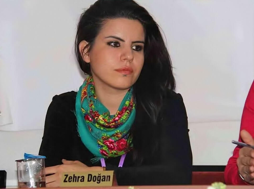 Zehra Doğan photo